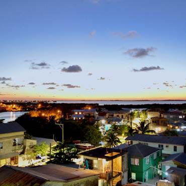 Vibrant Belize City