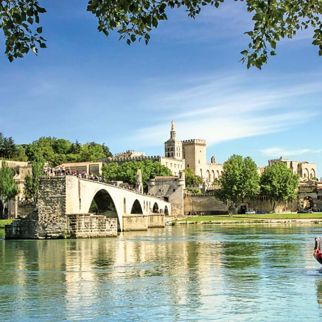 Bridge Avignon, Rhone
