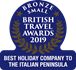 BTA -Best Holiday Company to the Italian Peninsula