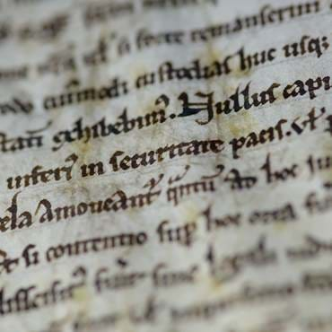 Magna Carta (Photo by Ash Mills)