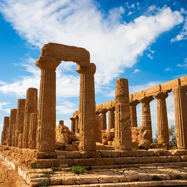 Valley of Temples, Sicily