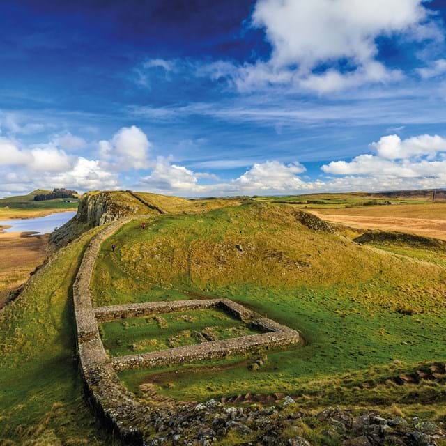 Milecastle 39 Hadrian's Wall