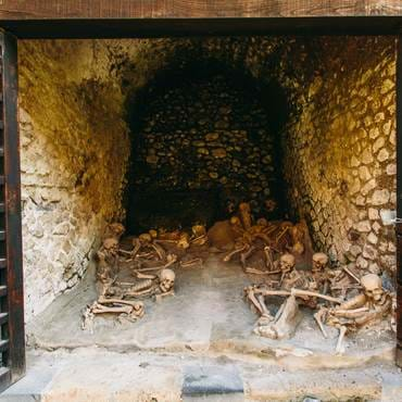 Haunting remains of the citizens of ancient Herculaneum