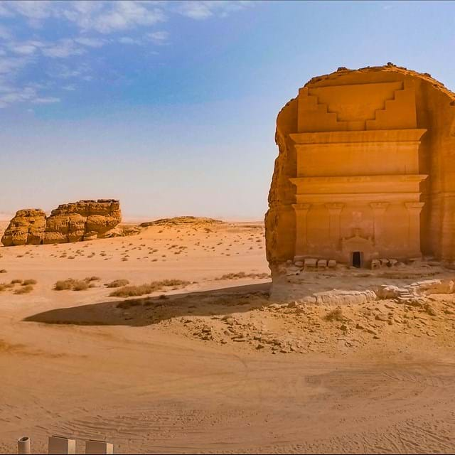 Mada'in Saleh, Al Ula
