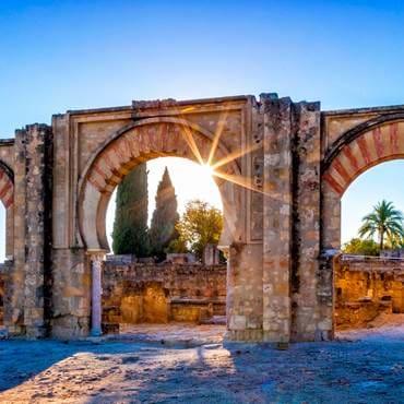The ruins of Medina Azahara