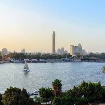 Cairo on the Nile