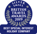 BTA -Best Special Interest Holiday Company