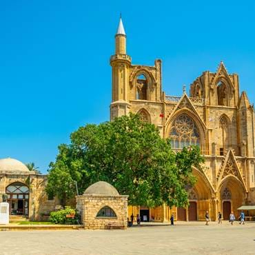 St Nicholas Cathedral Cyprus