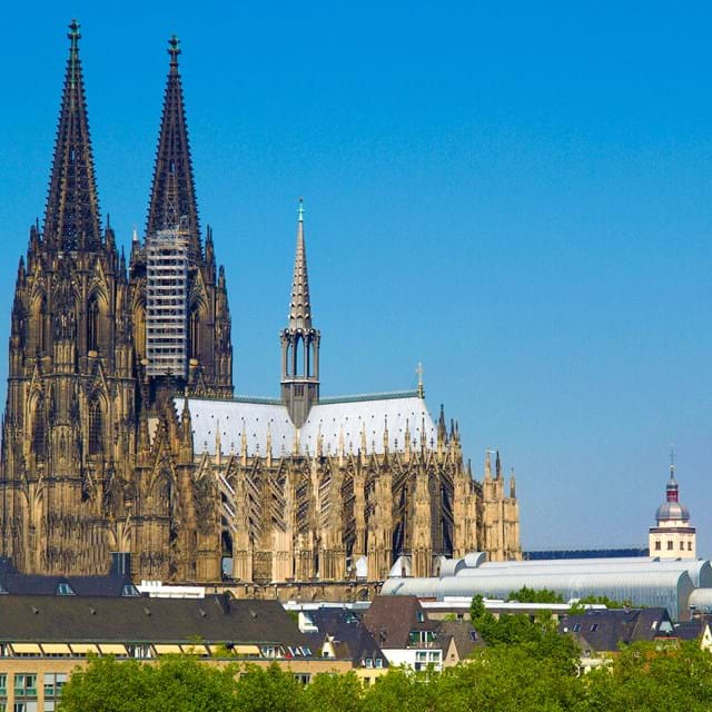 Cathedral St Peter, Cologne