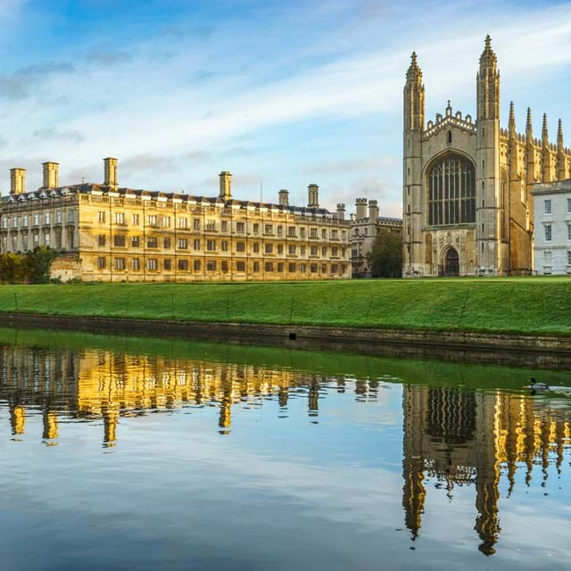 Kings College Chapel, Cambridge