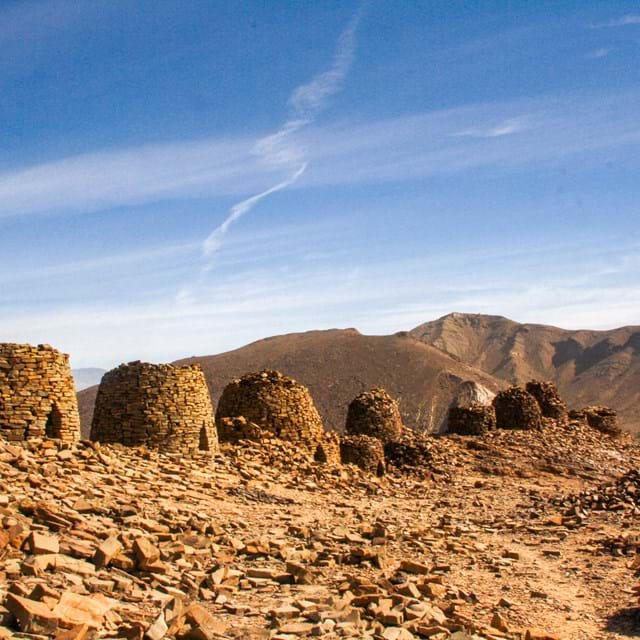 Beehive tombs, Oman