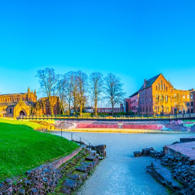 Roman theater in Chester