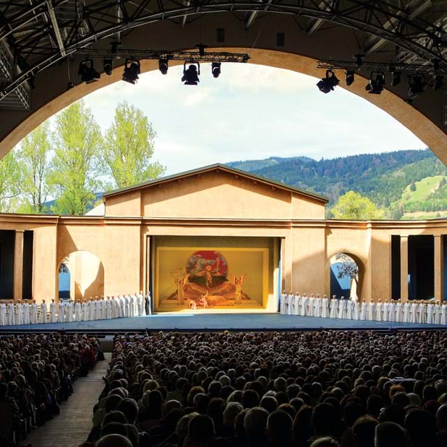 The Passion Theatre Oberammergau
